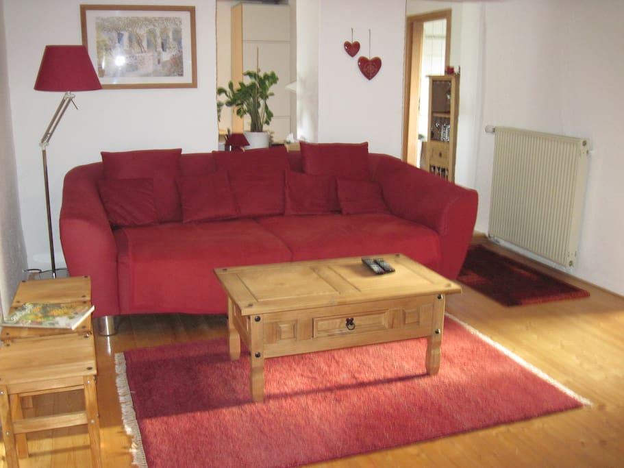 feriendomizil 12 fewo 2 apartments for rent in neuleiningen rheinland pfalz germany. Black Bedroom Furniture Sets. Home Design Ideas