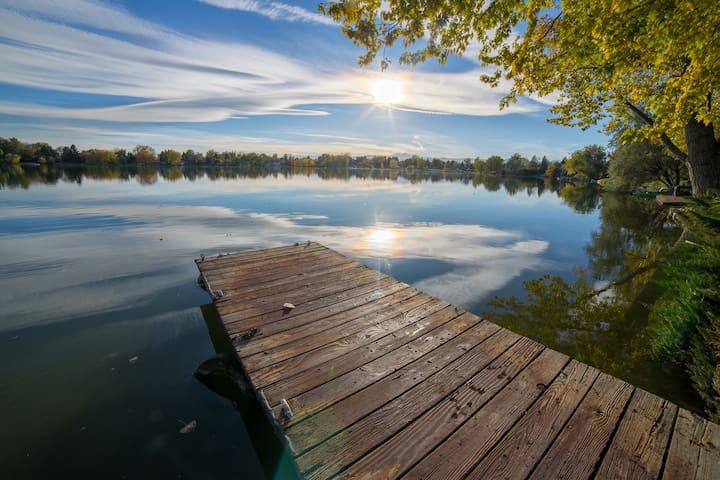 The Lakehouse on Silver Lake