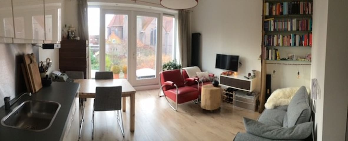 Cosy apartment with great view! - Utrecht - Appartement