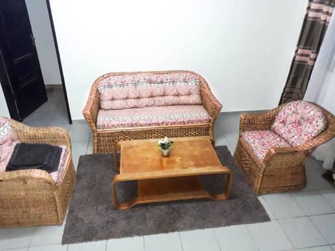 Studio moderne à Bonamouussadi