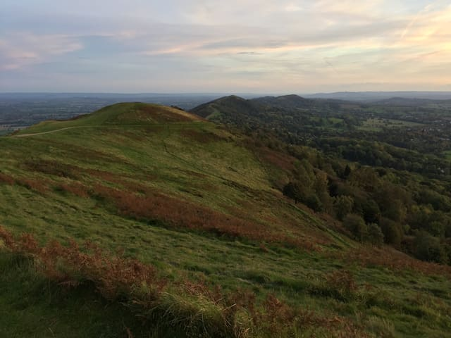 Views from the Malverns