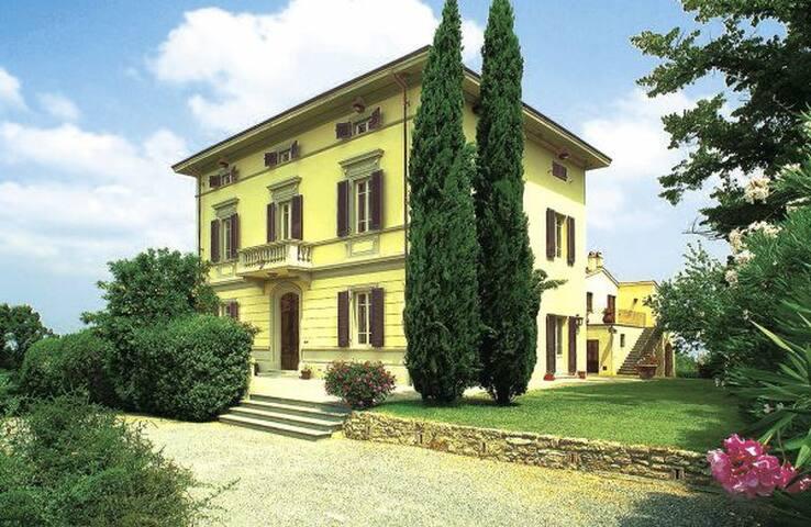 Villa Alba 12 - Crespina Lorenzana - Villa