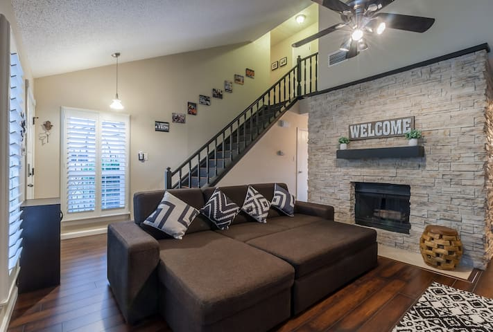 Cute home near DFW Airport & Grapevine Mills/Lego