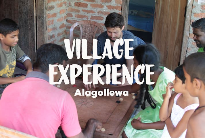 Duara Village Experience, Alagollewa