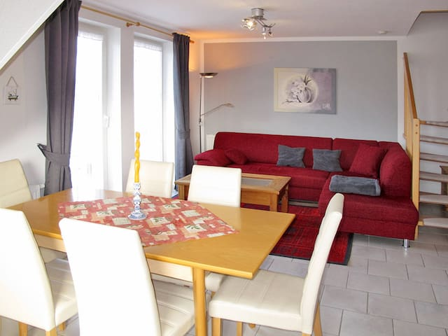 Holiday apartment in Karlshagen - Karlshagen - Appartement