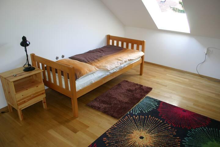 Lovely room near the center