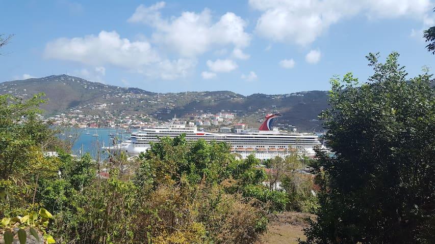 Harbor view - Generator