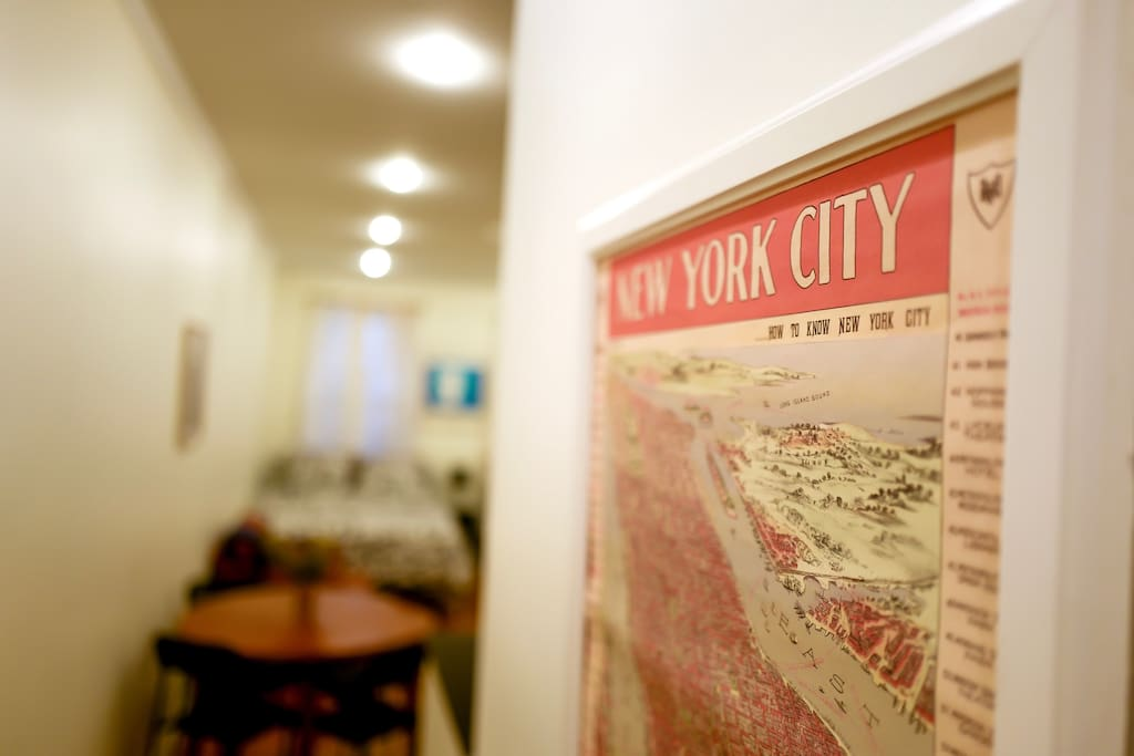 Best neighborhood in NYC ! Locals and real NYC experience