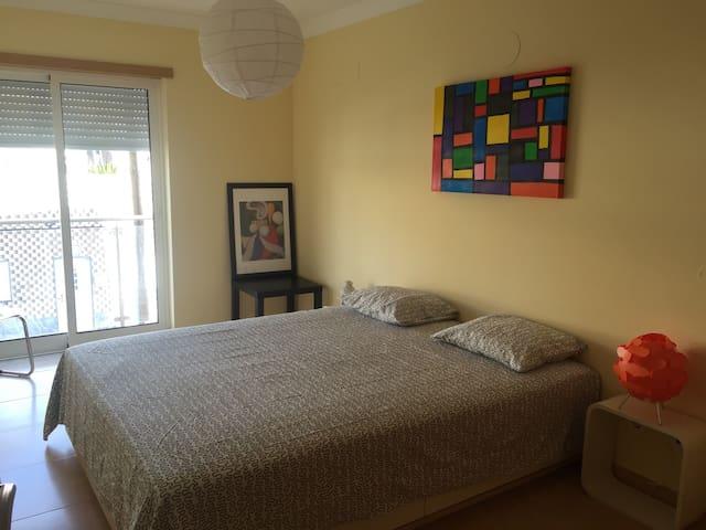 Apartamento 2-4 pessoas Monte Gordo