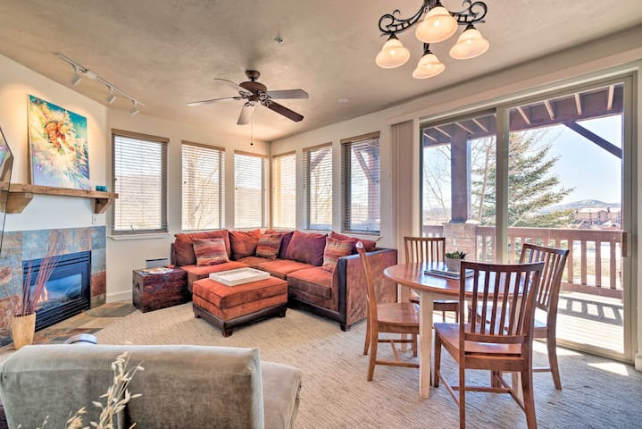 NEW! Remodeled Condo - 10 Min to Park City Resort!