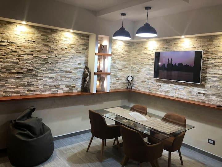 Magic House mini suite centro città Quartu s.elena
