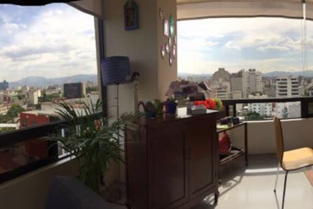 La vista/The View