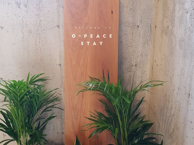 O-PEACE STAY in Jeju (Room C)