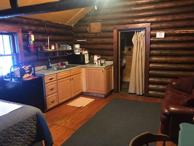 Oxbo Resort - Cabin 1