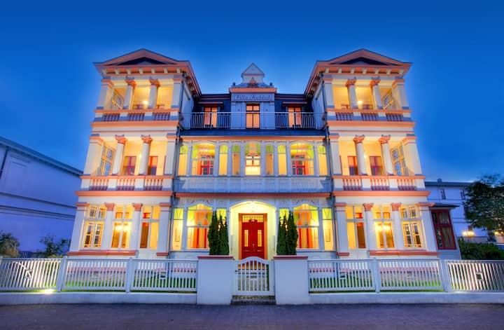 Ferienwohnung/App. für 4 Gäste mit 55m² in Ahlbeck (95875)