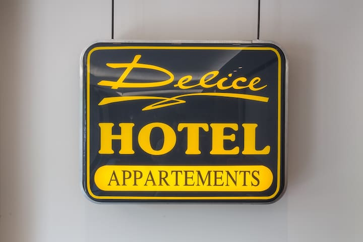 Delice Serviced Appartments in the heart of Athens!