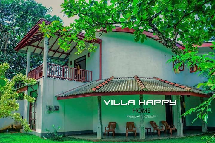 Private Bungalow  with 4 Air conditioned bed rooms