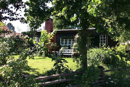 Romantic wooden house, near the sea - Rungsted Kyst - Dom