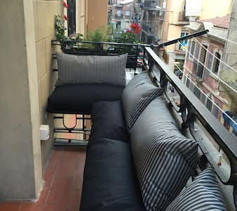 Small room in Barceloneta - Barcelona - Apartment