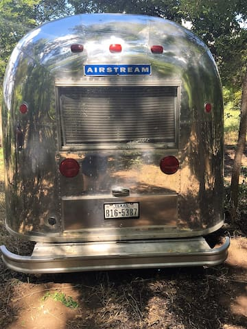 1967 Vintage Airstream Land Yacht - Glen Rose - Bobil