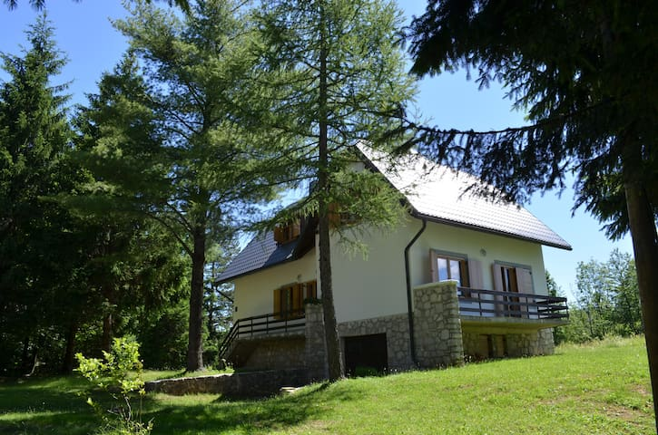 Anemona House -500 m away from the Large Waterfall - Plitvica Selo - Rumah