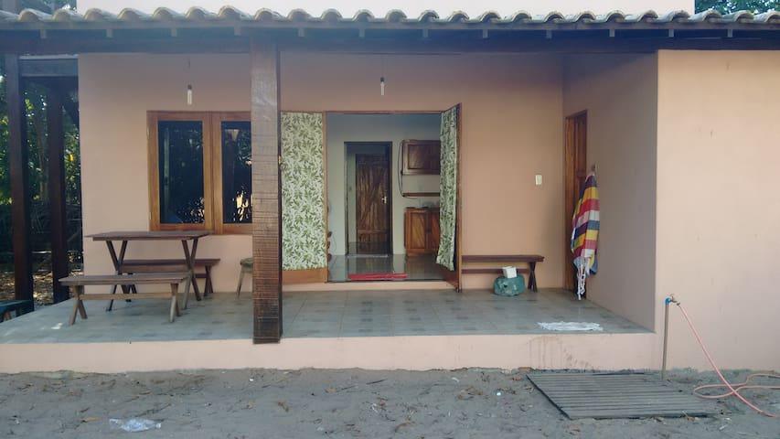 Apartamento térreo Barra Grande - Maraú - Apartamento