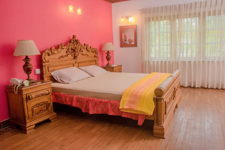 Spacious Room in Colombo 5 - Magic Mansion