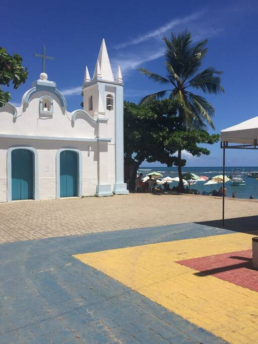 Praia do forte in Iberostar (5min walk)