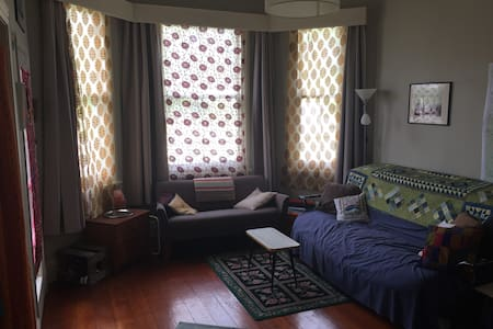 Bohemian K private rm share house - Auckland - Villa