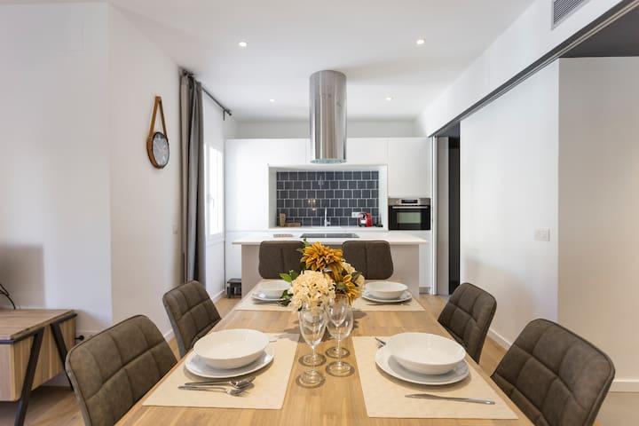 Fantástico apartamento  en Gracia