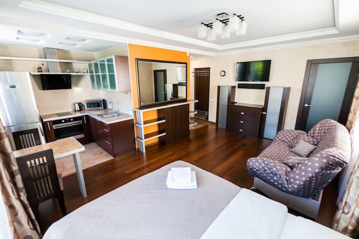 Квартира премиум класса в центре Барнаула