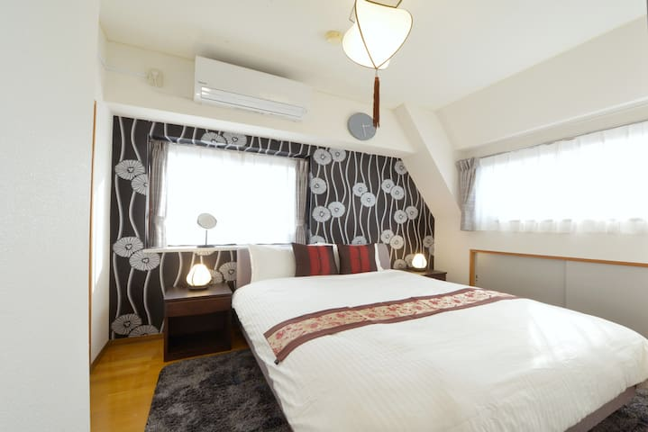 The Best Place for Tokyo Stay 2BR with Roof Top
