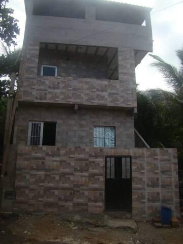 Casa em Morro de São Paulo, 500Mt da praia