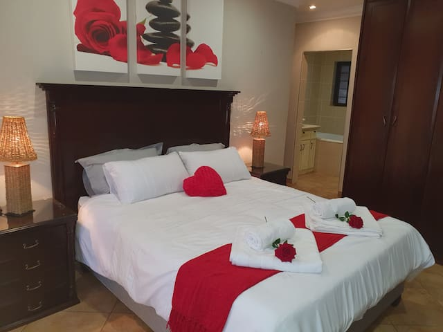 Superior Double Guestroom within Boutique Spa.