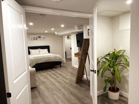 Cozy NorthShore Suite Close to SALEM, MA