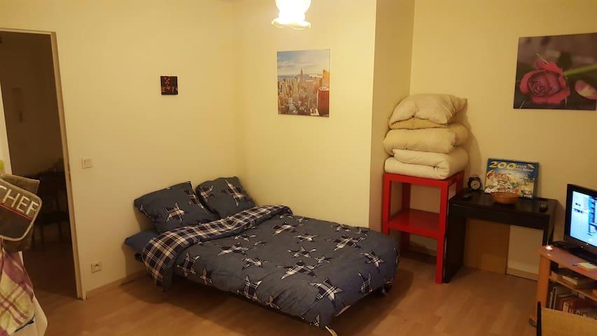 Studio Calme & Cosy - Houilles - Apartamento