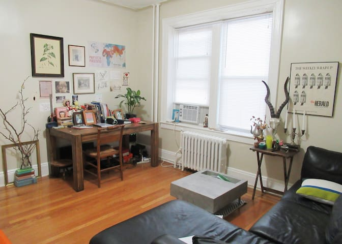 Female only ) One bed room apartment share