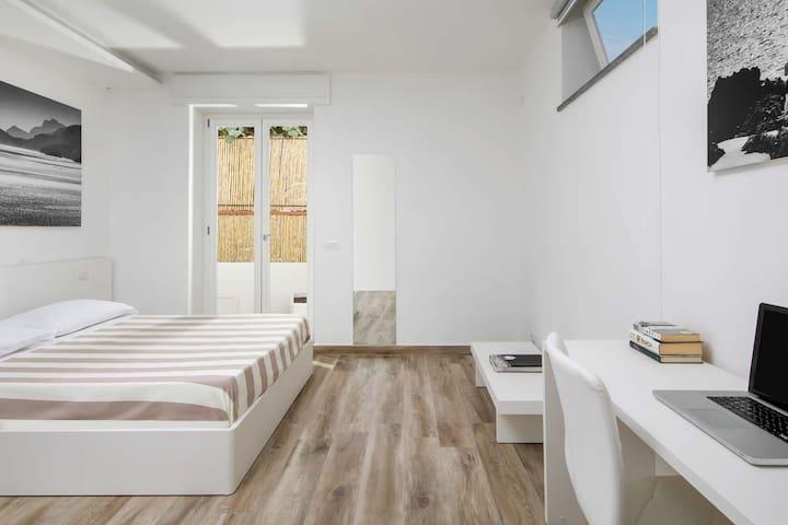 Nuovissime camere + terrazza panoramica e Jacuzzi