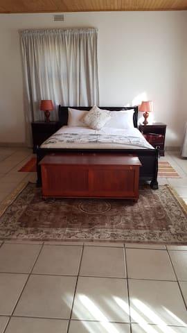 Sizobonga house - Bukhulu room