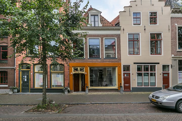 Leeuwarden , Stadslogement Anna
