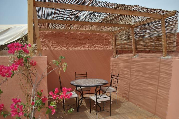 Dar Azraq - Essaouira room