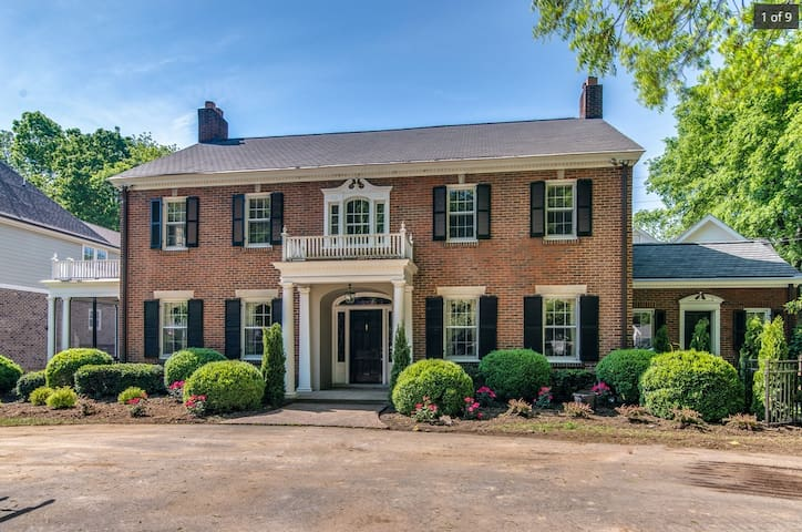 12th South Carriage House - Sevier Park - Nashville - Byt