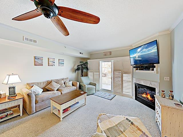 New Listing! Ocean-View Condo w/ Pool - Near Beach