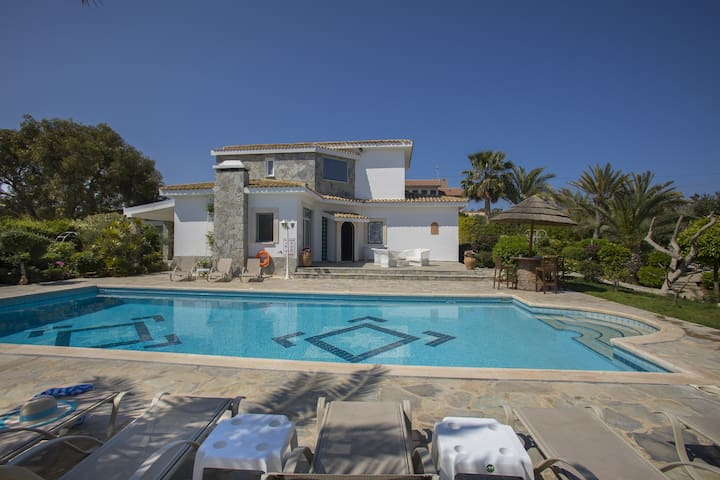 Villa Mazeri in AyiaNapa with pool!