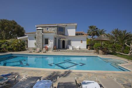 Villa Mazeri in AyiaNapa with private pool!