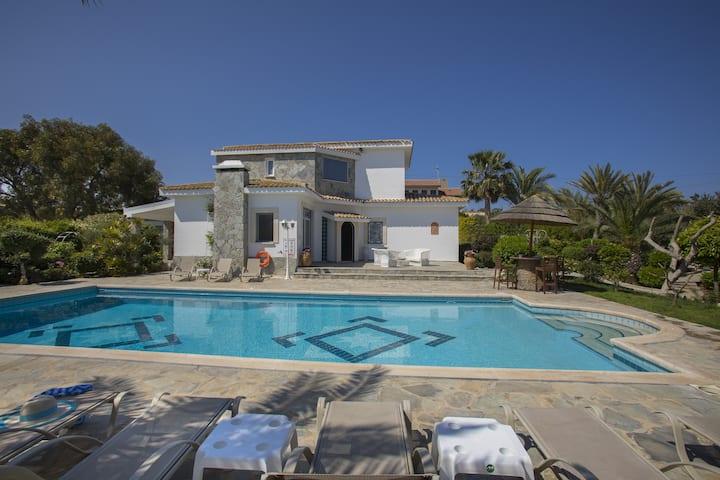 Villa Mazeri in AyiaNapa with pool!