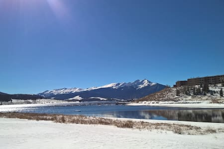 Waterfront Lake Dillon Condo! - Dillon - Condominio