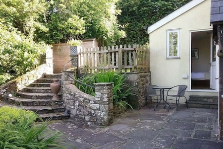 Private Hillside Hideaway, Breathtaking Views. - Llangattock - Hus