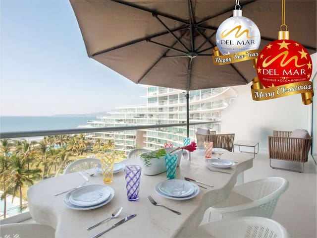 Peninsula 1 H7 Stylish Ocean Front for nice guest