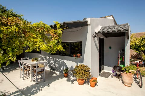 Karteros House-1300m from the beach! COVID-19 FREE